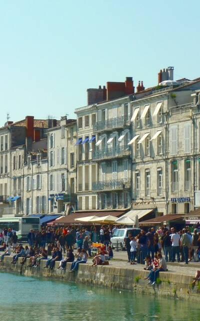 Kades van La Rochelle - © FDHPA 17