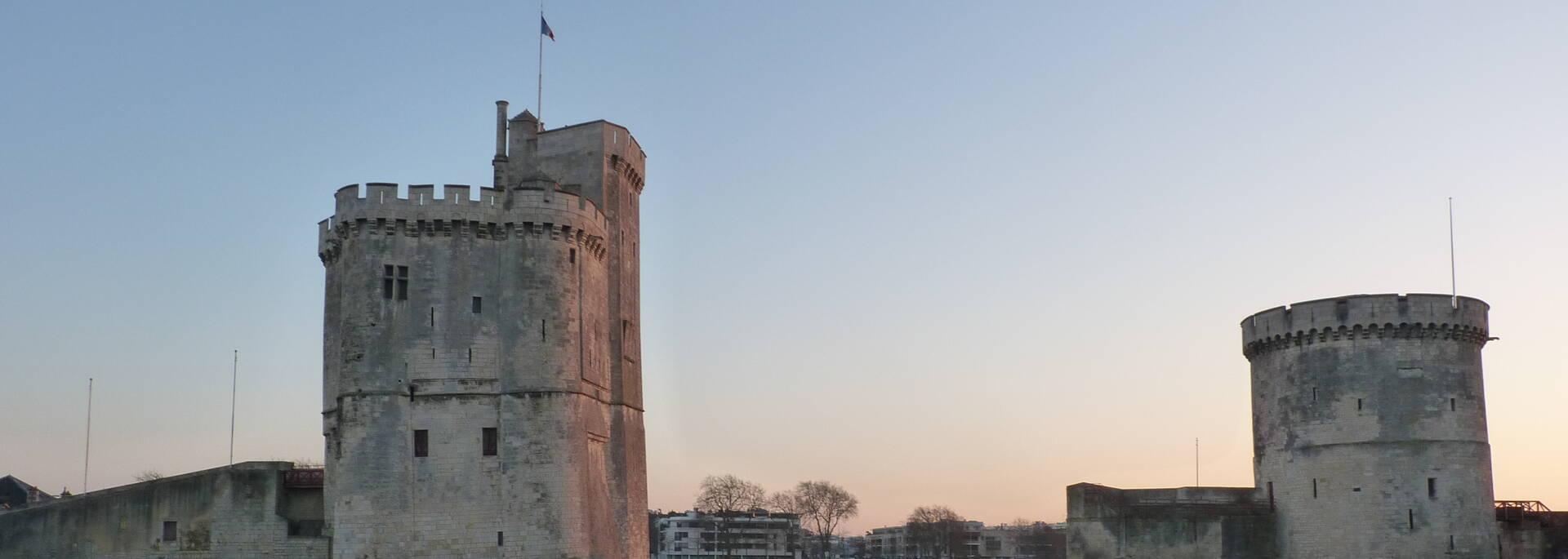 Torens van La Rochelle - © FDHPA 17