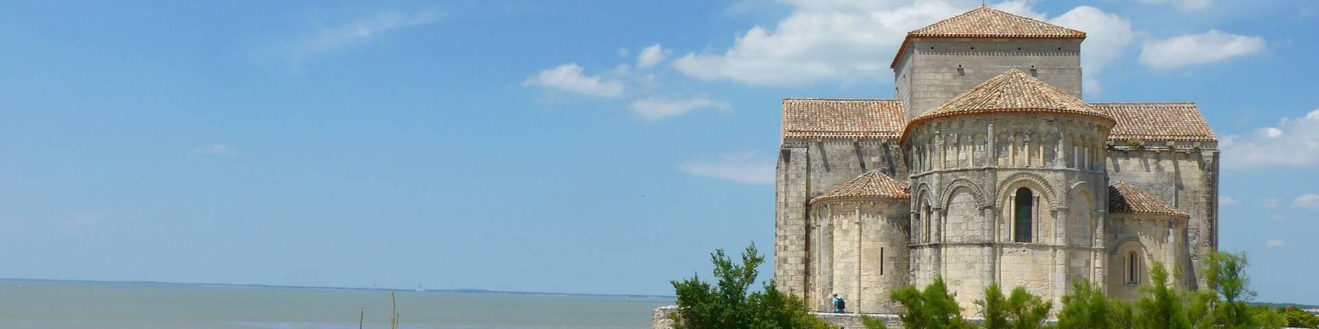 Sainte-Radegonde kerk van Talmont - ©P.Migaud / FDHPA17