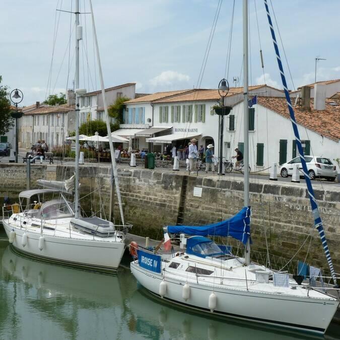 De haven van Ars en Ré © FDHPA 17