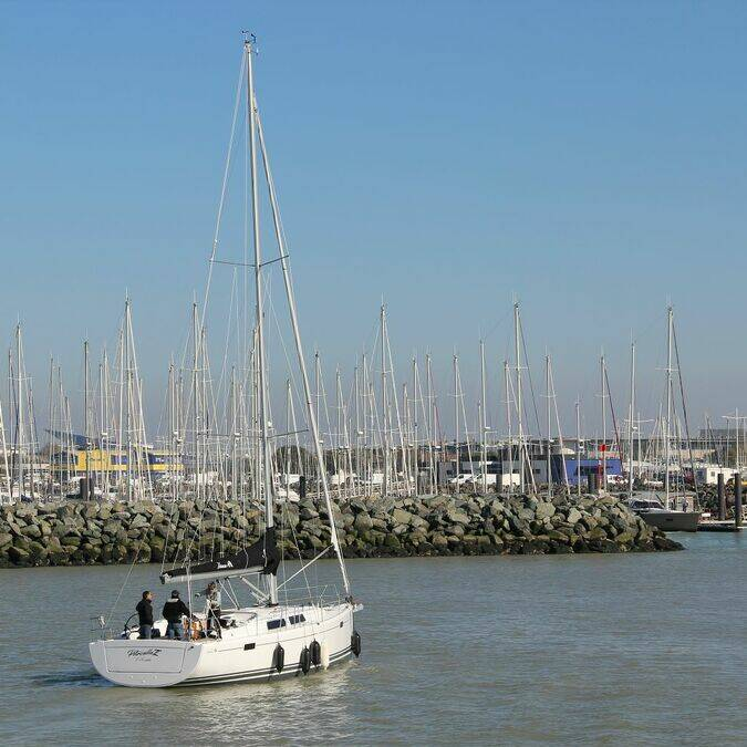 Haven Les Minimes in La Rochelle  © Perrine BELIN / CMT