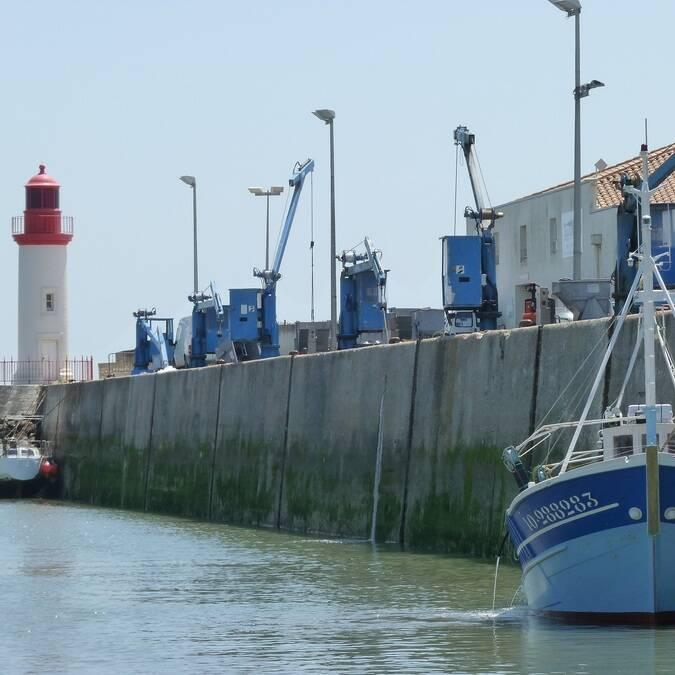 De vissershaven van La Cotinière © FDHPA 17