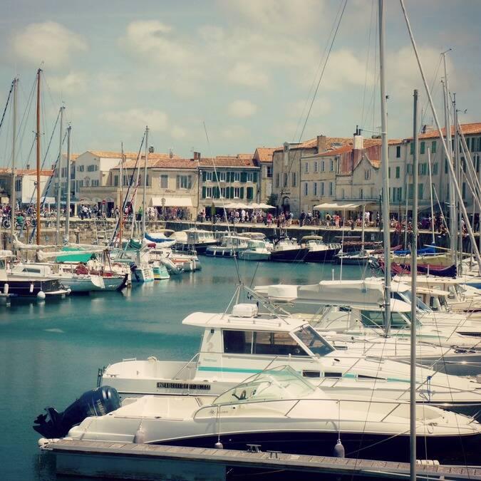 De haven van Saint-Martin-de-Ré © FDHPA 17